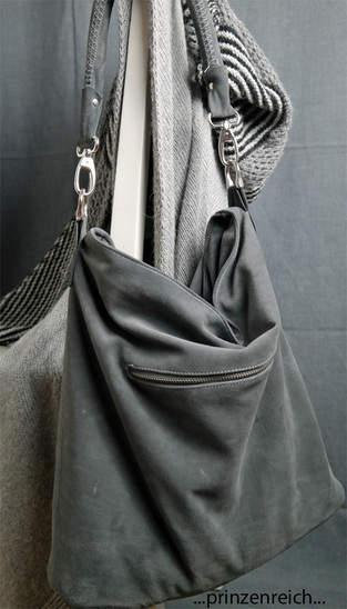 Chobe Bag aus Leder