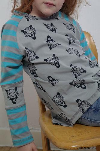 Makerist - Bethioua Shirt für Kids - Nähprojekte - 2