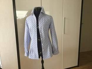 "Makerist - Perfekt passende Bluse "" Dank Mia"" - 1"