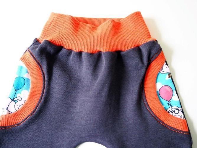 Makerist - Schweinchen Jersey Set - Junge Gr. 68 - Nähprojekte - 2