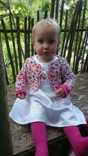 Makerist - wende - Bolero für die Enkeltöchter - 1