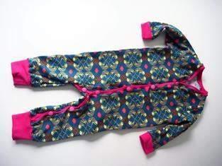 Gecko Jumpsuit - Mädchen Gr. 68