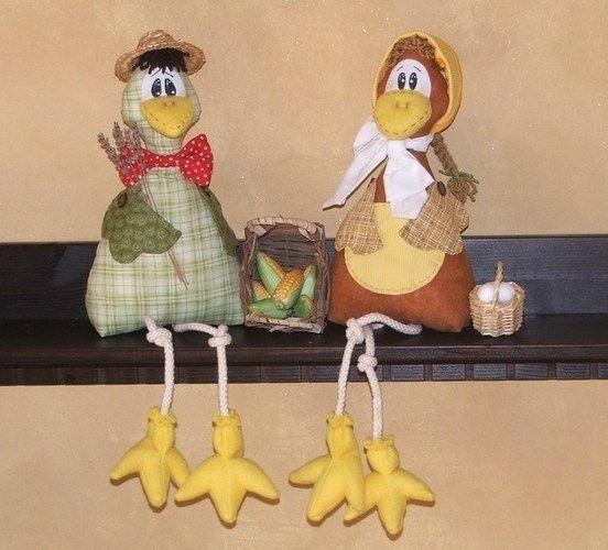 Makerist - Hühner und andere schrullige Gesellen - Nähprojekte - 1