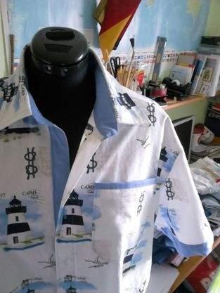Makerist - Freizeithemd für den Mann - 1