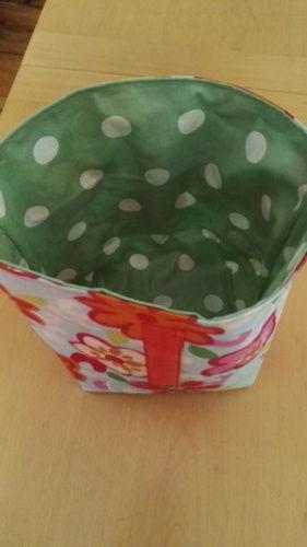Makerist - Fröhliche Lunchbags aus buntem Wachstuch - Nähprojekte - 3