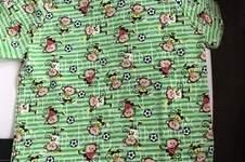 Makerist - Kindershirt Affe der Fußball spielt - 1
