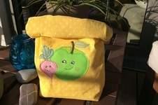 Makerist - Lunchbag Stoff - 1
