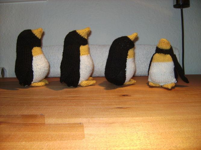 Makerist - Pinguine - Strickprojekte - 1