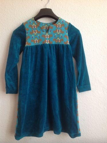 Makerist - Bohemian Skirt and Dress wird Winterkleid  - Nähprojekte - 1