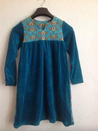 Makerist - Bohemian Skirt and Dress wird Winterkleid  - 1