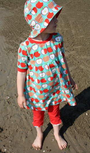 Makerist - Wir lieben Sonnenhütchen aus Jersey  - 1