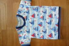 Makerist - Sommer-Strand-Shirt aus Jersey - 1