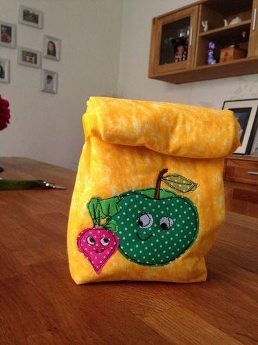 Makerist - Lunchbag  - Nähprojekte - 1