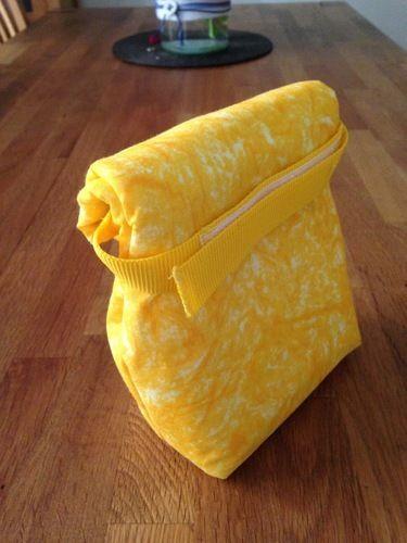 Makerist - Lunchbag  - Nähprojekte - 2