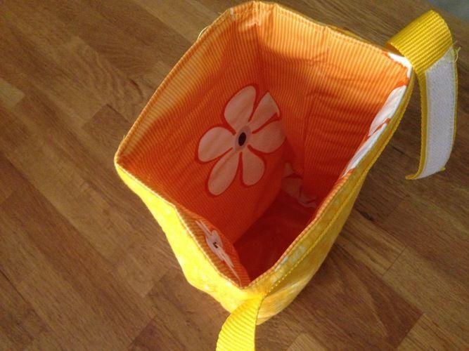 Makerist - Lunchbag  - Nähprojekte - 3