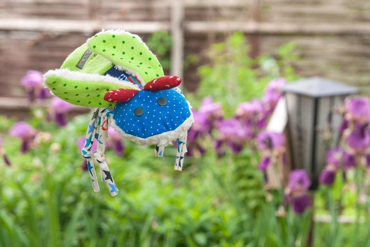 Makerist - Zwei Glühlinchen zum Kindertag - Nähprojekte - 1