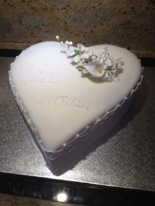 20 Jahre Ehe für mich und meinen Mann