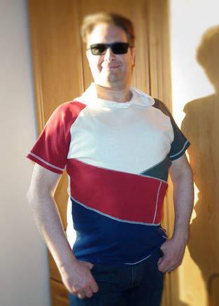 Makerist - Upcycling-T-Shirt für meinen Mann - 1