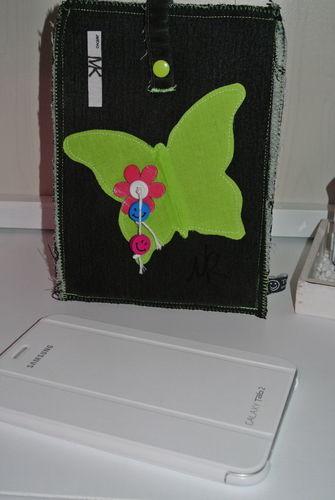 Makerist - Tablet-Hülle - Nähprojekte - 1