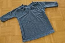 Makerist - Shirt mit 3/4 Arm  - 1