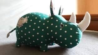 Djimo le rhino