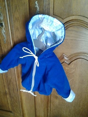 Makerist - jogging baby Eliot - Créations de couture - 1