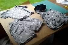 Makerist - la petite panoplie pour les vacances pour baby Eliot - 1