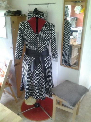 Makerist - robe vintage pour soiree fest noz  - Créations de couture - 1