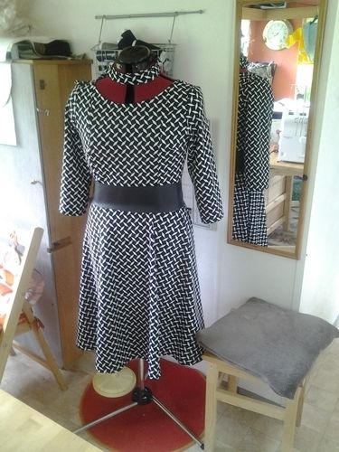 Makerist - robe vintage pour soiree fest noz  - Créations de couture - 2