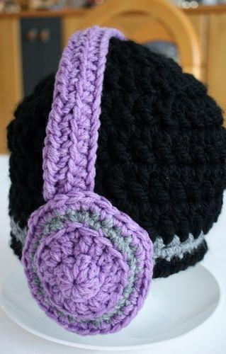 Makerist - ... Mütze, die Zweite ... die Freundin brauch auch eine :-) - Häkelprojekte - 1