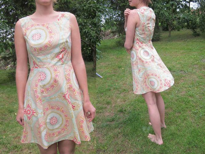 Makerist - Sommer, Sommer, kurze Kleider! - Nähprojekte - 1