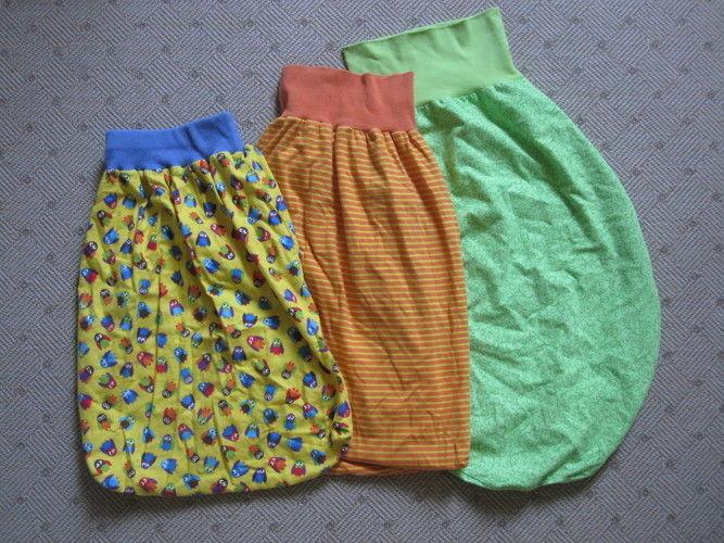 Makerist - mehrere Schlafsäcke für mehrere Kinder - Nähprojekte - 1