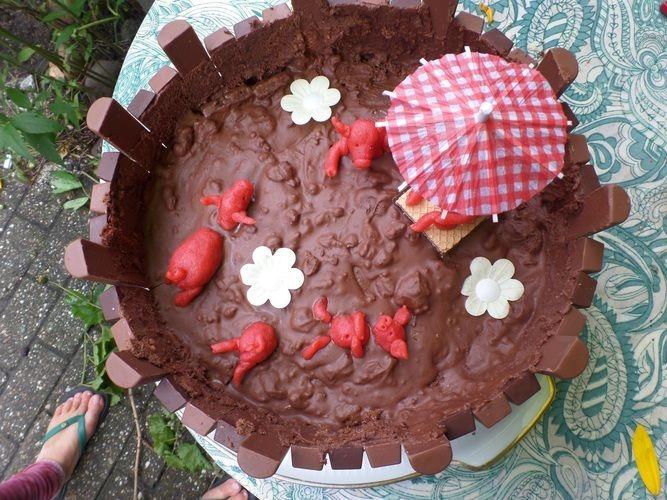 Makerist - Sweinchen im Matsch - Torten, Cake Pops und Cupcakes - 2
