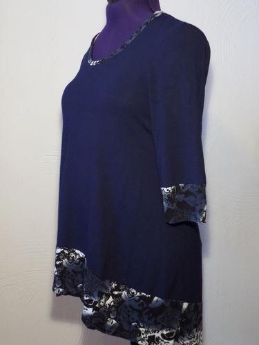 """Makerist - Mein großartiges Shirt  """"Pune"""" - Nähprojekte - 2"""
