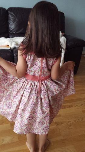 Makerist - Robe Lorell 4 ans - Créations de couture - 2