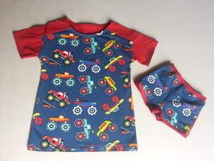 Makerist - Monstertrucks für meinen Neffen - 1