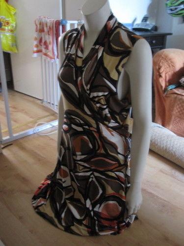 Makerist - ein Sommerkleid im Safari-Print - Nähprojekte - 2