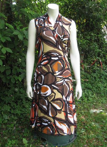 Makerist - ein Sommerkleid im Safari-Print - Nähprojekte - 3