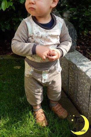 Makerist - Marty & Bogi-Shirt für meinen Sohn - 1