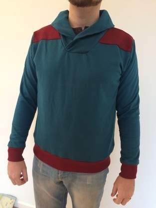Makerist - Männer-Pullover - 1