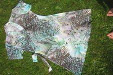 Makerist - Meerjungfrauen-Grün mit Halbarm - 1