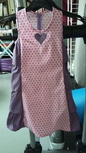 Makerist - Robe popcorn - Créations de couture - 1