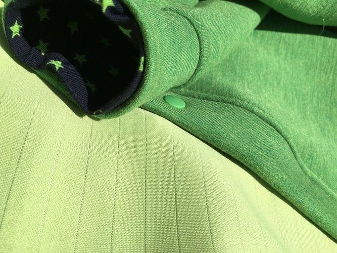 Makerist - Grün, grüner, am grünsten 😂 - Nähprojekte - 3