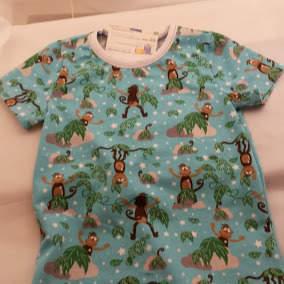 Affen T-Shirt für Kinder
