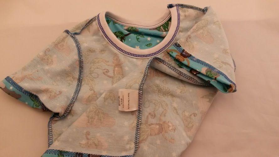 Makerist - Affen T-Shirt für Kinder  - Nähprojekte - 2