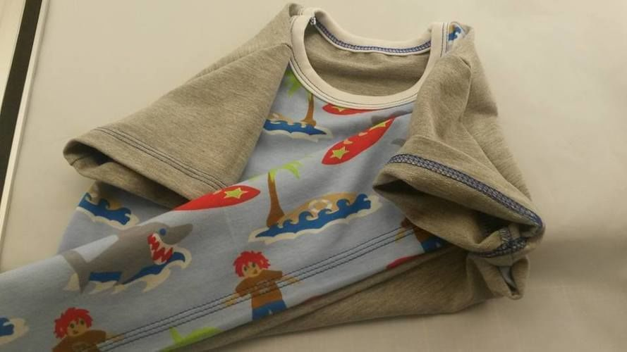 Makerist - summer Shirt für Kinder  - Nähprojekte - 2