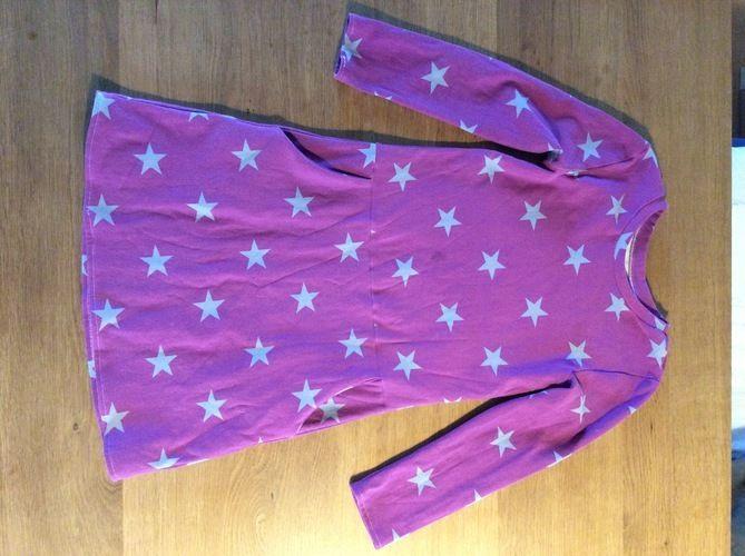 Makerist - Kleid Fannie für meine Tochter - Nähprojekte - 1