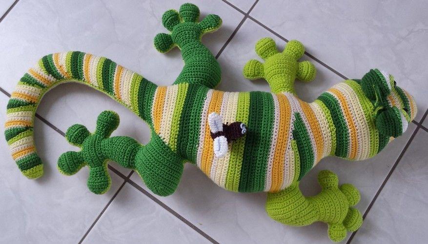 Makerist - Salamander - Häkelprojekte - 3