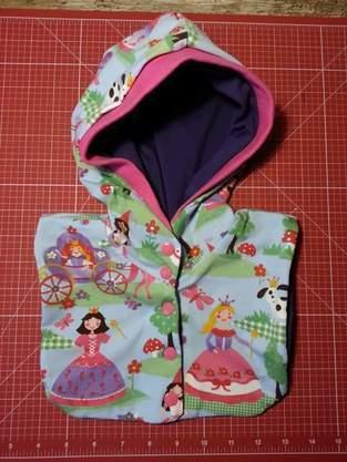 Makerist - Kapütze für Sophia - 1
