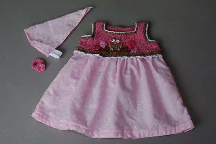 Makerist - Geburtstagskleid für Sophia - Strickprojekte - 1